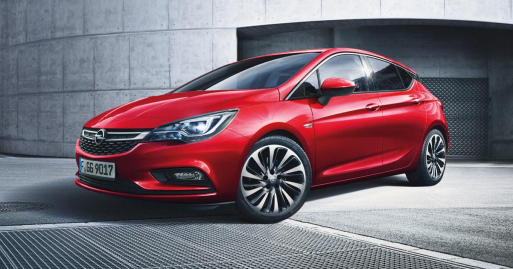 Обзор Opel Astra