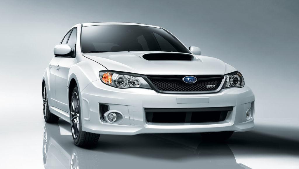 Тест-драйв Subaru Impreza 2014