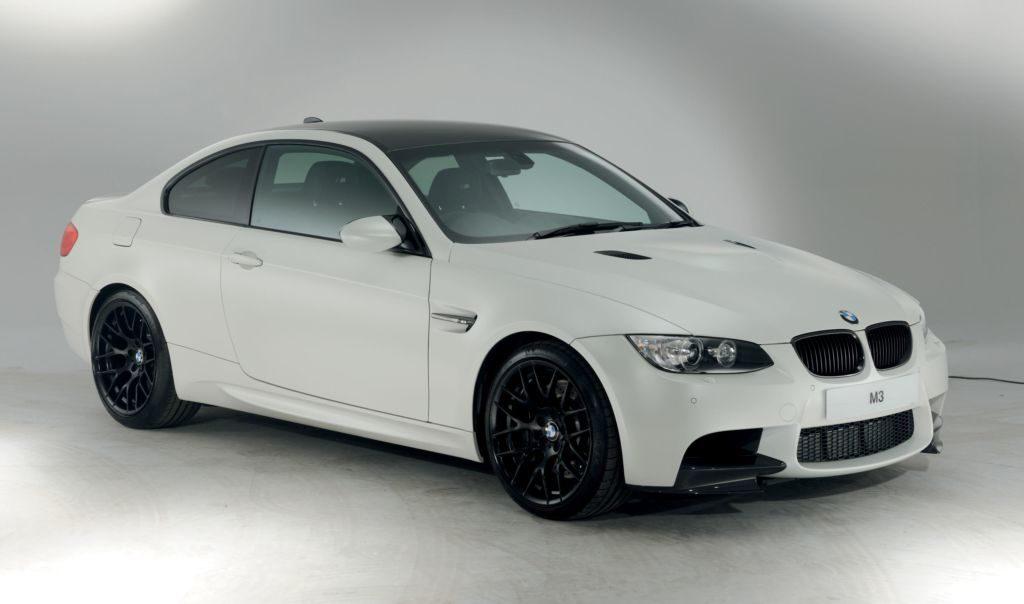 Новый купе 2013 BMW M3 Frozen Limited Edition