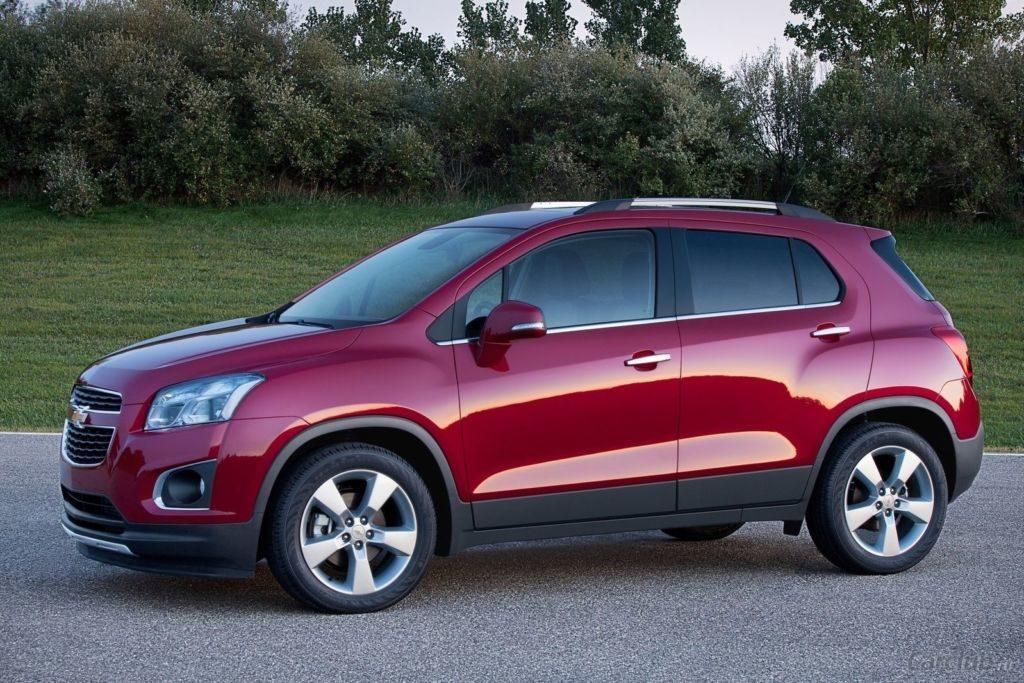 Chevrolet представил самый маленький кроссовер Chevrolet Trax