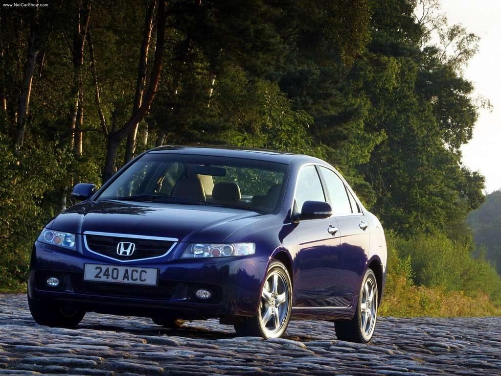 Тест-драйв Honda Accord седьмого поколения