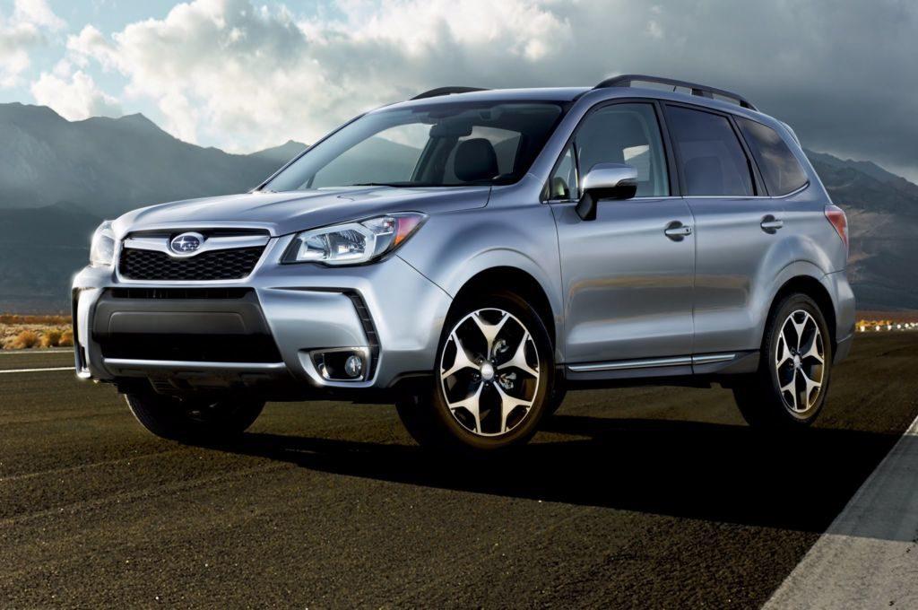 Обзор Subaru Forester