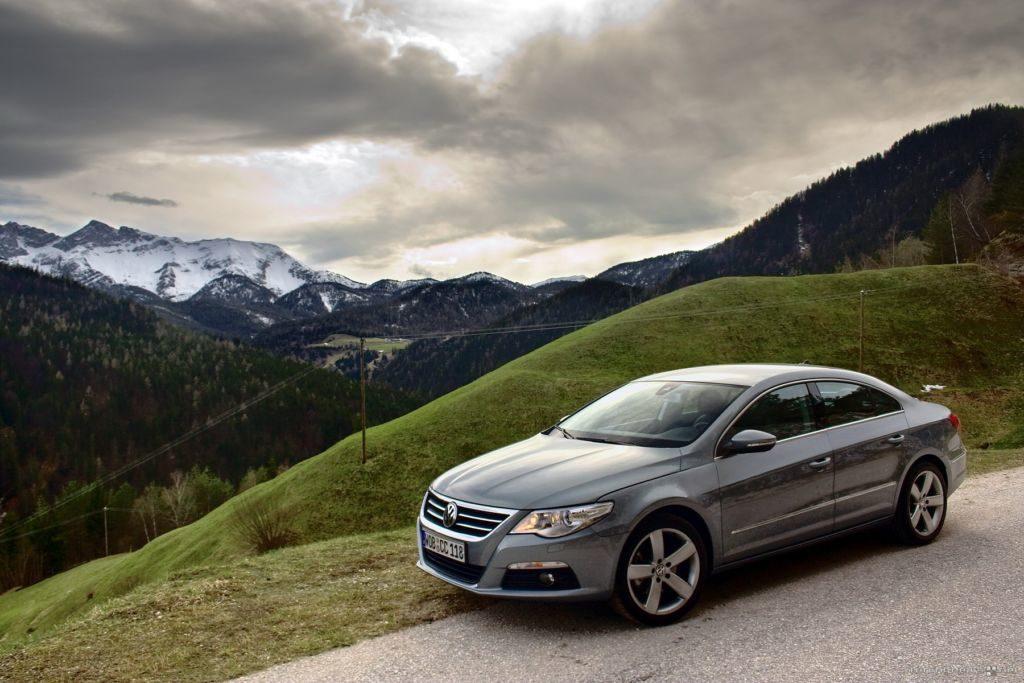 Обзор Volkswagen Passat CC