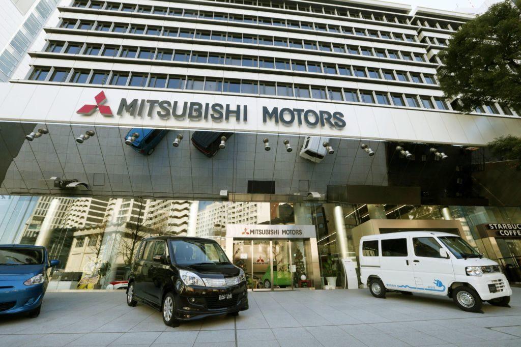 История автомобилей Mitsubishi