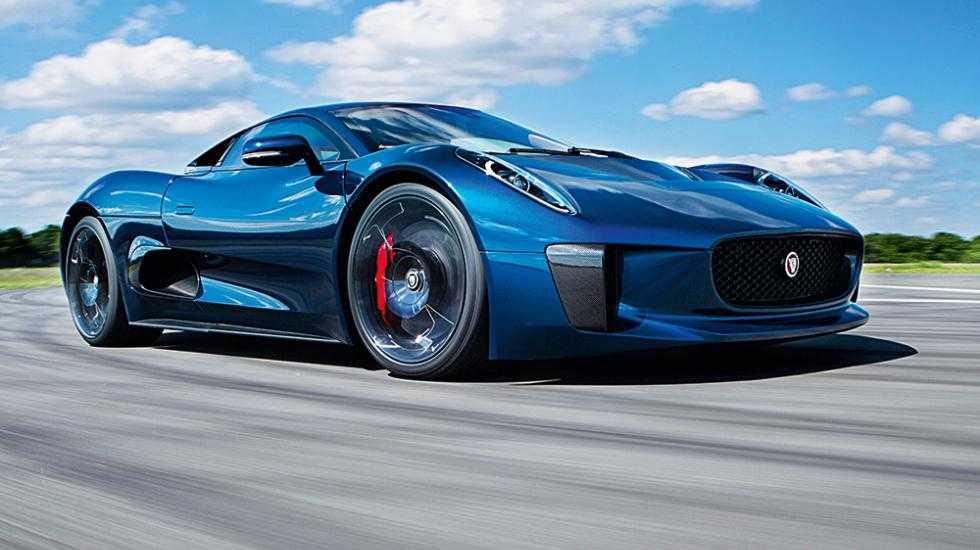 Jaguar CX-75