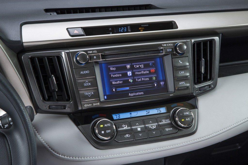 Обзор Toyota Rav4