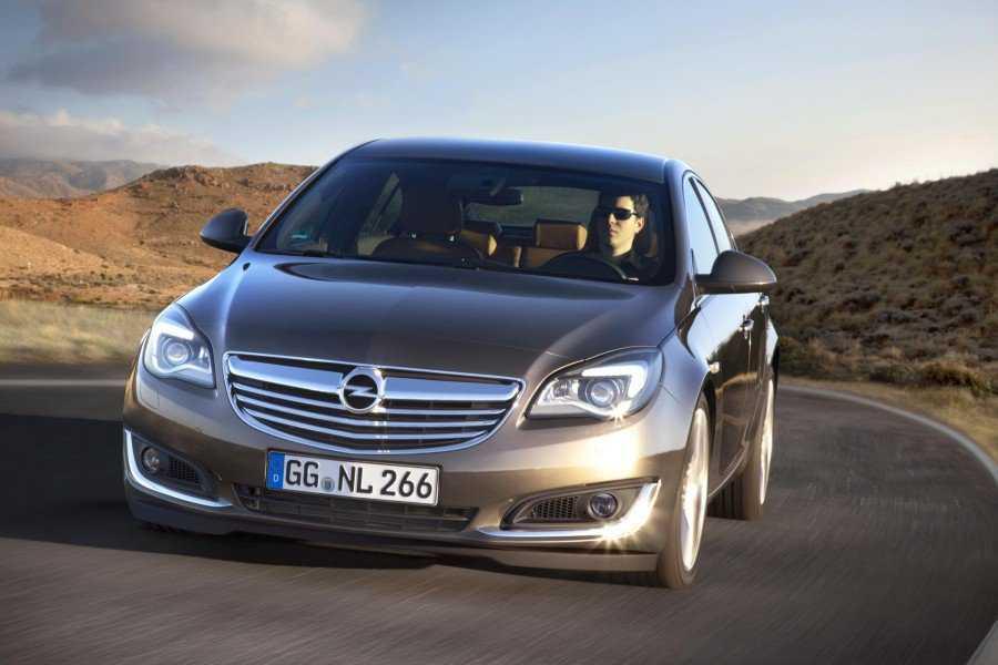 Обзор Opel Insignia