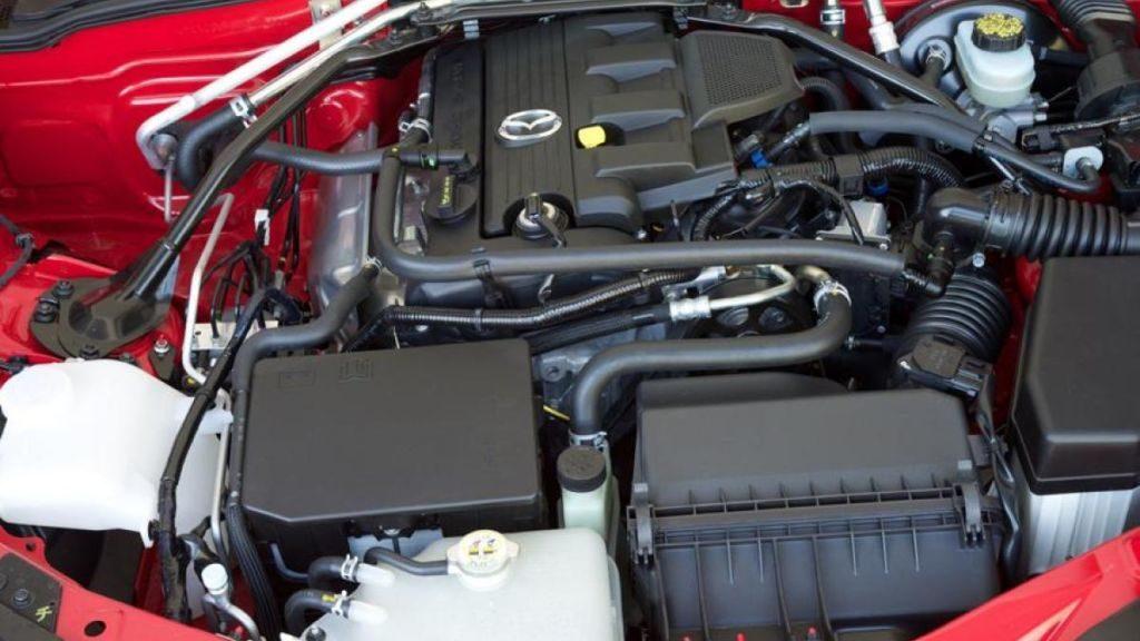 Mazda MX5 2014