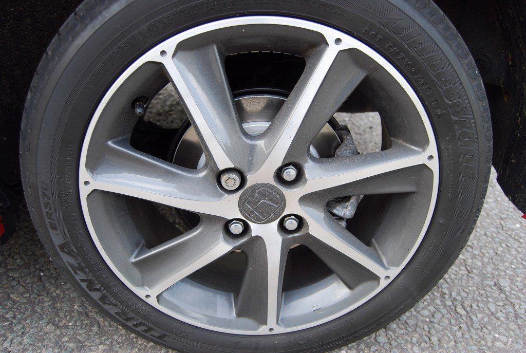 Колеса Honda Jazz 2013