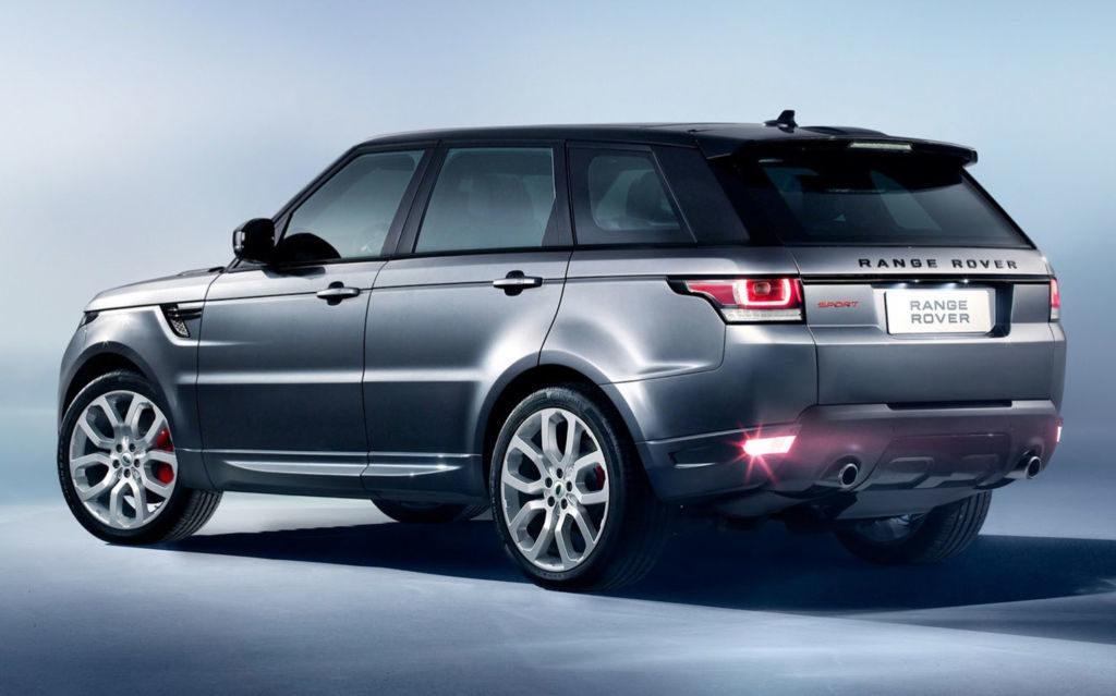 Тест-драйв Range Rover Sport