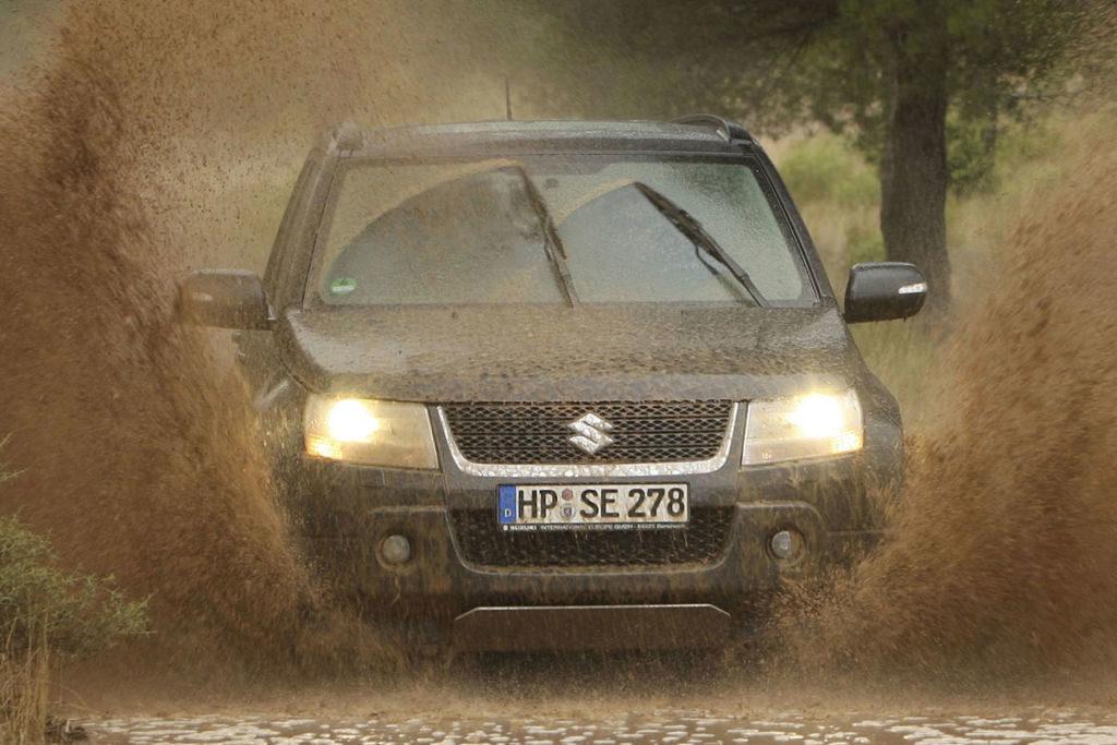 Первое впечатление от нового Suzuki Grand Vitara 2014
