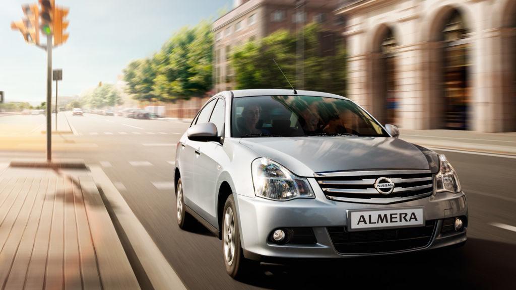 Тест-драйв Nissan Almera (Ниссан Альмера) – больше чем Logan, почти как Largus