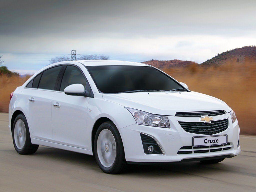 Краш тест Chevrolet Cruze