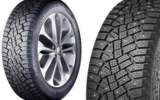 Выбираем шипованные шины на зиму: ТОП-10