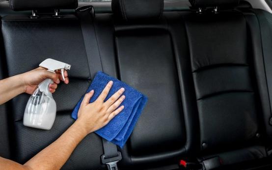 Идеальная химчистка салона автомобиля своими руками