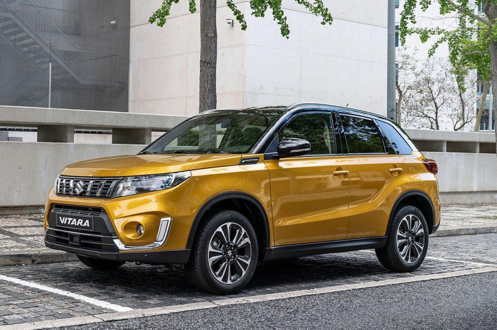 Suzuki Vitara 2019 года