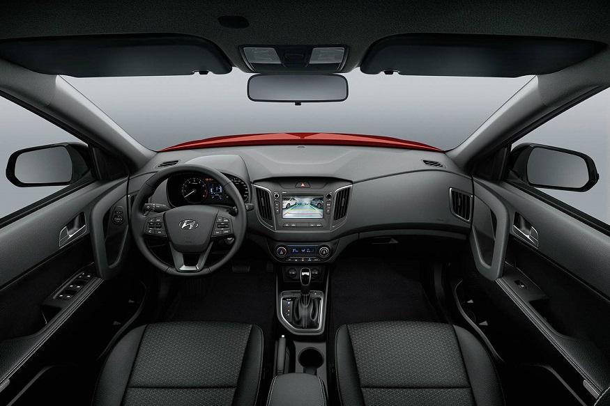 Новый Hyundai Creta 2019