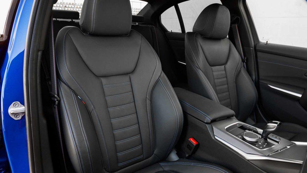 BMW 3 серии 2019 года