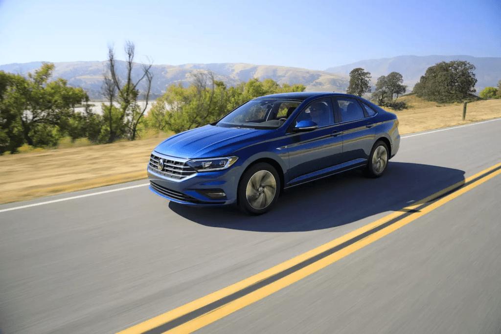 Volkswagen Jetta VII 2018-2019