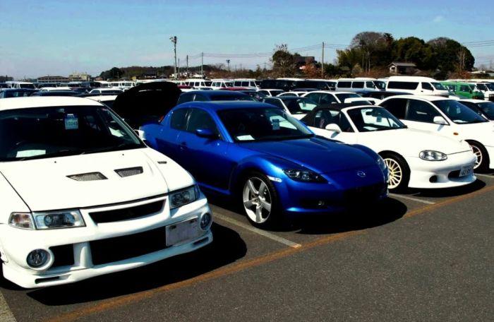 аукционы японии по продаже авто