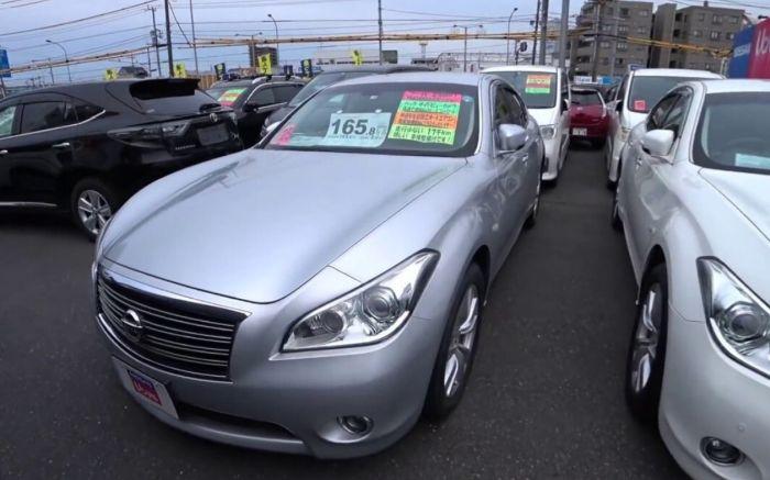 доставка автомобилей с аукционов японии
