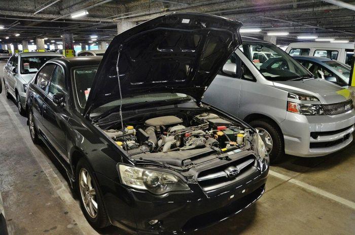 аукцион японских автомобилей на русском в японии