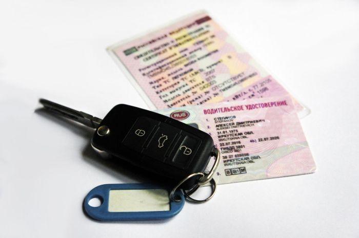 замена водительского удостоверения при утере